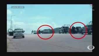 Investigan Emboscada Policías Guaymas Sonora Venganza