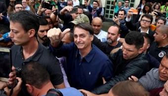 Brasil, a un paso de la extrema derecha de Jair Bolsonaro