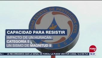 Jalisco construye centro de emergencia para ciclones tropicales
