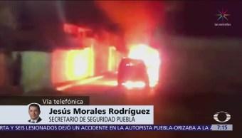 Jesús Morales Rodríguez Jefe de familia asesinado en Zacatlán era un presuntos huachicolero