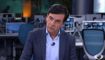 Jesús Ramírez: OACI considera viable proyecto de Santa Lucía