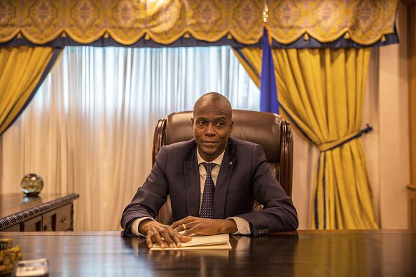 Presidente de Haití visita zona afectada por terremoto