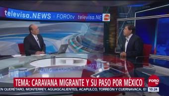 La Caravana Migrante Paso Por México Tonatiuh Guillén López, Investigador Del Centro Geo