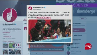 Paparrucha Del Día EZLN Sobre AMLO