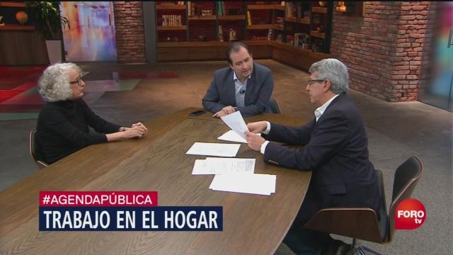Regulación Trabajo Hogar, Análisis Agenda Pública Marta Lamas, Investigadora De La Unam, Y Mauricio Merino, Académico Del Cide