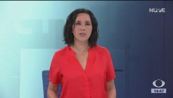 Las Noticias, con Karla Iberia: Programa del 23 de octubre de 2018