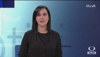 Las Noticias, con Karla Iberia Programa del 27 de octubre de 2018