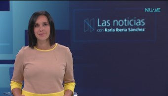 Las Noticias, con Karla Iberia: Programa del 30 de octubre de 2018