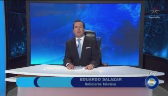 Las noticias con Lalo Salazar en Hoy del 3 de octubre
