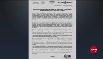 Deportar Ningún Migrante Asegura Renato Sales