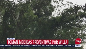 Willa Provoca Lluvias Intensas Inundaciones Colima