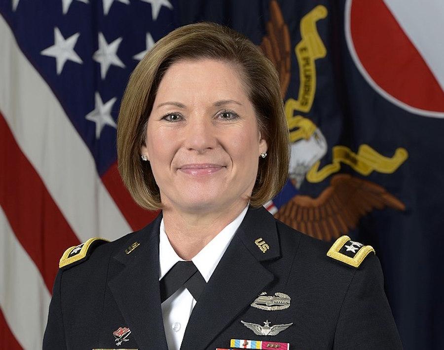 Mujer liderará el ejército de EEUU