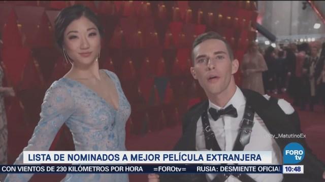 Lista de nominados al Óscar por mejor película extranjera