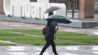 Lluvia: Frente frío número 6 afectará el norte de México