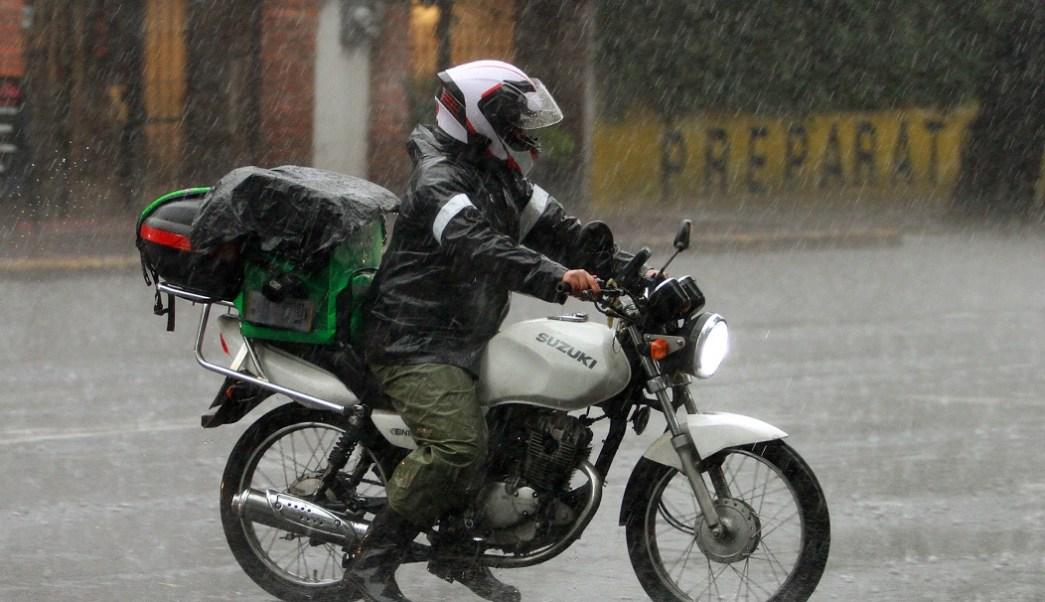 Lluvias hoy en México provocadas por frente frío 4