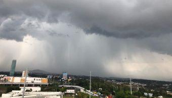 Clima Veracruz; emiten alerta gris por frente frío