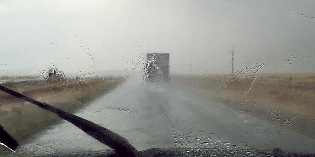 Emiten alerta por lluvias provocadas por tormenta tropical 'Sergio'