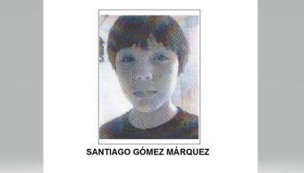 Localizan a Santiago Gómez Márquez y su abuela en Zacatecas