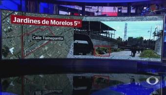 Localizan Otro Cuerpo Sin Vida Ecatepec Jardines Morelos