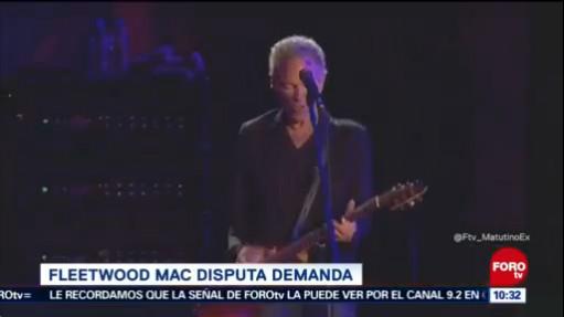 #LoEspectaculardeME: Fleetwood Mac disputa demanda con ex-vocalista