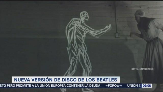 #LoEspectaculardeME: Lanzarán nueva versión del 'Álbum Blanco' de los Beatles