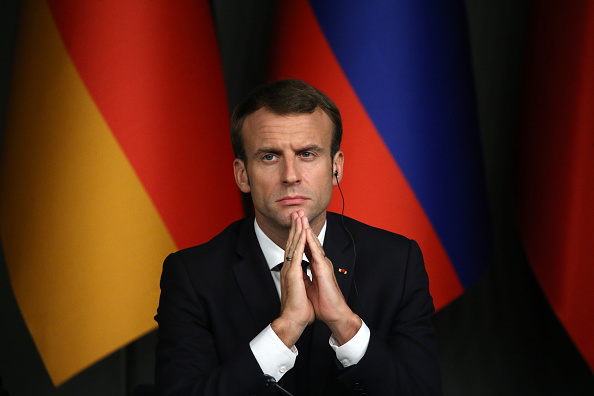 Macron pide sanciones a Arabia Saudí por muerte de Khashoggi