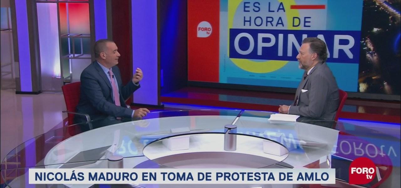 MaduroNoEresBienvenido Nicolás Maduro Toma Protesta AMLO