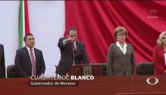 Cuauhtémoc Blanco Promete Defender Morelos Camiseta Selección