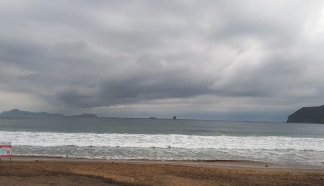 Tormenta tropical 'Tara' avanza sobre el Pacífico mexicano