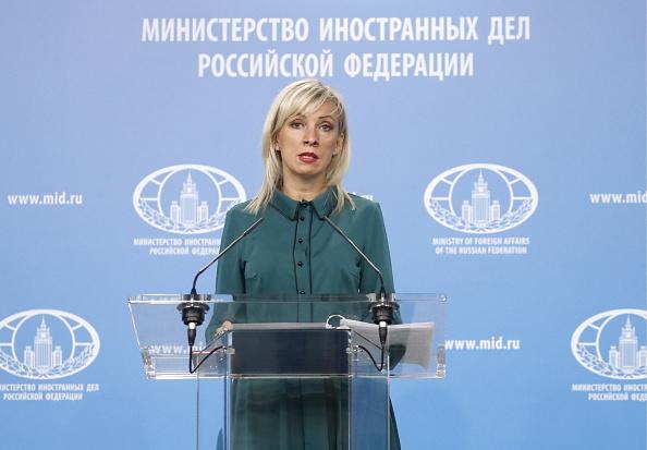 Rusia relaciona acusaciones de ciberataques con campaña