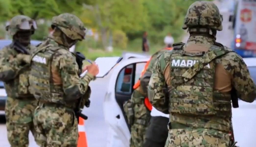 Marina, Ejército y Policía Federal refuerzan vigilancia en Acapulco, Guerrero