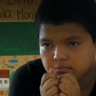 La historia del niño de 12 que huyó de los maras y pide ayuda a los mexicanos