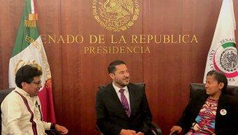 Martí Batres, al Tribunal Electoral por caso de Noé Castañón