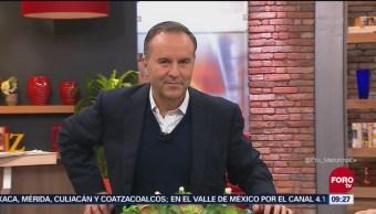 Matutino Express del 18 de octubre con Esteban Arce (Parte 1)