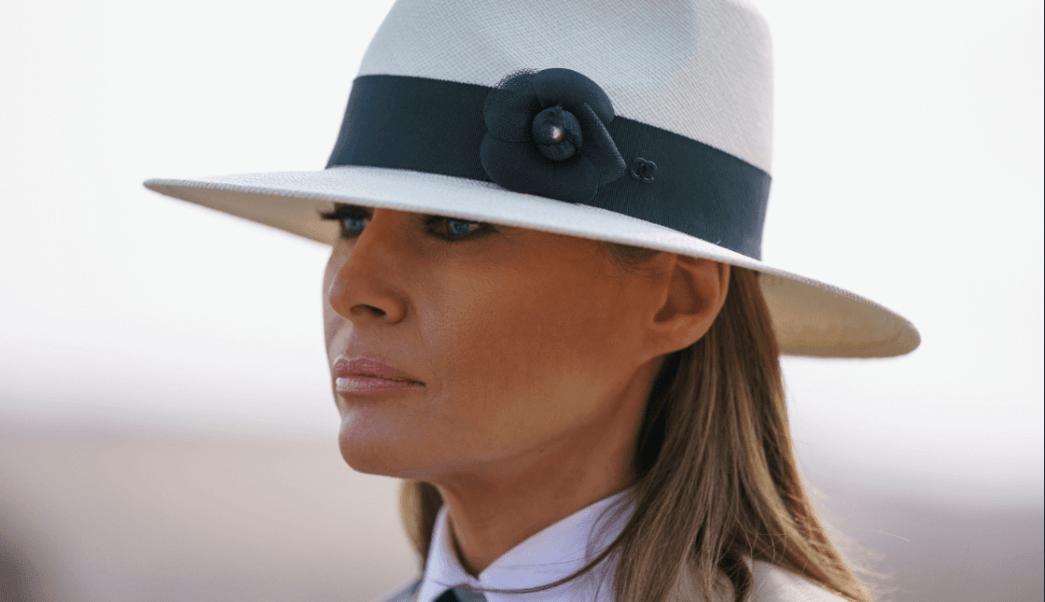 Melania Trump dice ser la persona más acosada del mundo