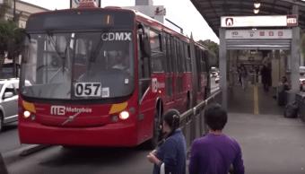 14 Estaciones Metrobús Desfile Día Muertos