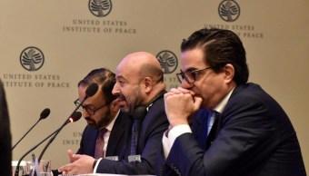 México impulsa un grupo de inteligencia fronteriza
