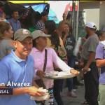 Migrante se encuentran en albergue de Chiapas