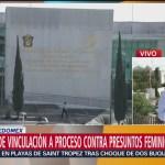 Monstruo de Ecatapec y su pareja son vinculados a proceso por trata