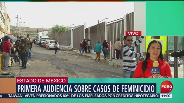 Monstruo de Ecatepec enfrenta audiencia por feminicidios