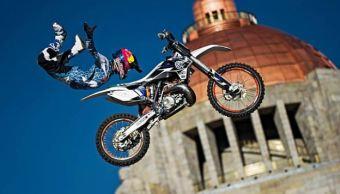 motociclistas encabezan rodada maltrato infantil