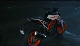 Motociclista muere en accidente sobre Churubusco, por Coyoacán