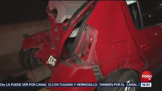 Mueren Dos Accidente Carretero México-Puebla