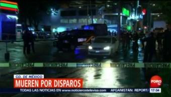 Mueren Tres Hombres Valle De México Distintos Hechos Violentos
