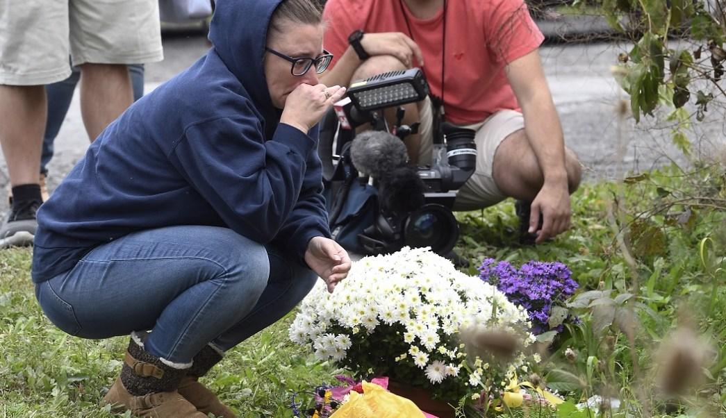 Víctimas en limusina de Nueva York incluye a recién casados