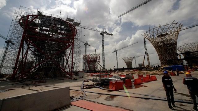 HR Ratings cambia a negativa perspectiva de calificación de México tras cancelación del NAIM