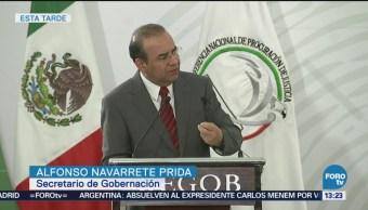 Navarrete Prida pide garantizar derechos de víctimas