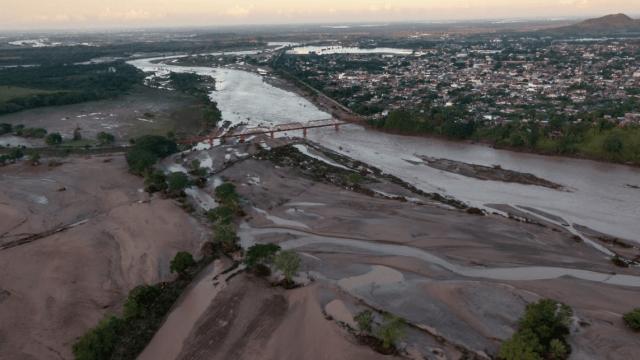 """Nayarit en emergencia por desbordamiento de ríos tras """"Willa"""""""