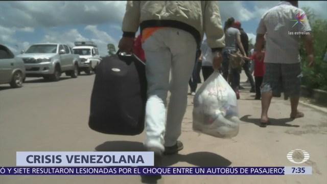 Niños que huyen de Venezuela sufren abusos sexuales