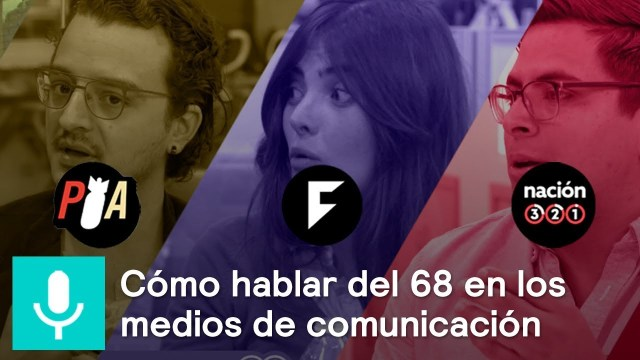 Nodo 68 Medios de comunicacion